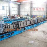 O MERGULHO quente galvanizou (HDG) o rolo do sistema de gestão do cabo que dá forma à máquina