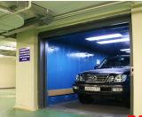 Acciaio inossidabile 3000kg idraulico della linea sottile all'elevatore dell'automobile 5000kg