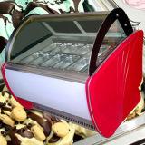 14 Contentores Sorvete de congelador de exibição