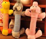 Juguetes lindos del perro del juguete/del gato del animal doméstico de la felpa al por mayor/juguete del animal doméstico de la felpa