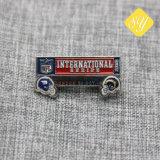 El mejor venta de metal personalizados insignia de la fábrica China para promoción