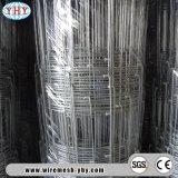 Metalldraht-Zaun des Großverkauf-8FT 330FT galvanisierter gesponnener für Elche