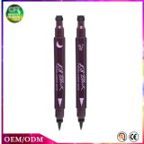 Ottenere Discount Il doppio liquido nero concluso dell'OEM compone la matita cosmetica del Eyeliner di bellezza