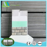 Placa de pouco peso da parede de sanduíche do cimento do EPS dos materiais de construção
