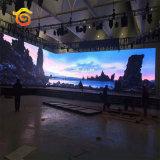 Prix fluctuant de publicité d'intérieur d'écran d'Afficheur LED de la vente en gros 5mm