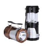 최신 판매 LED 태양 야영 램프 점화 손전등 (KSLY002)
