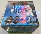 Huevo de chocolate grande del juguete 15 G