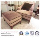 Mobília do hotel com a cadeira da sala de estar para o quarto do hotel (YB-F-2777)
