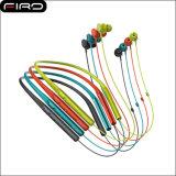 Cuffia corrente di sport esterni della cuffia avricolare del neckband senza fili dei trasduttori auricolari