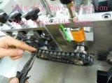 機械を作るマスクの生産ライン