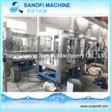 Автоматическая ПЭТ бутылок питьевой минеральной воды заполнение производственной линии