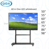 Fabrik-Preis 82 '' IR elektronisches interaktives Whiteboard mit Smartboard Federn