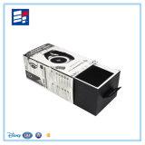 Rectángulo electrónico de papel de sellado caliente del producto que graba con el cajón de la maneta