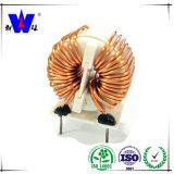 La bobine de volet d'air toroïdale de faisceau de ferrite a fixé le volet d'air courant de mode d'inducteur