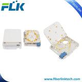 FTTH FTTX Boîte à bornes d'accès à fibres optiques de sortie du panneau de raccordement
