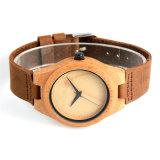 2018 La nueva moda Unisex baratos relojes de madera para la promoción