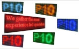 Module Semi-Extérieur d'Afficheur LED de Simple-Couleur