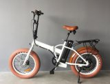 [48ف] [ليثيوم بتّري] إطار العجلة سمينة درّاجة كهربائيّة/[500و] يطوي كهربائيّة درّاجة/جبل [إ] درّاجة