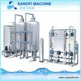 Installation de filtration d'osmose d'inversion d'étape simple