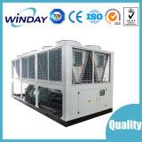 100KW de enfriadores de tornillo refrigerado por aire