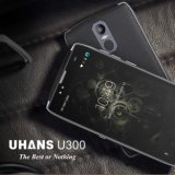 Uhans original U300 Smartphone 4G 4750mAh Shock-Resistant Business Smart Phone