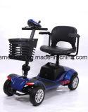 4 roues scooter handicapés scooter de mobilité de la cabine