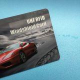 Tamperproof 860-960MHz UHF RFIDの風防ガラスの駐車札