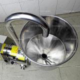 衛生飲料のホッパーが付いている混合の乳剤ポンプ