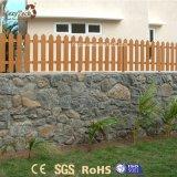 Cerca compuesta plegable del aluminio WPC de la seguridad al aire libre para el jardín