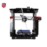 Imprimante 3D efficace de bureau populaire de DIY pour le créateur
