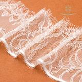 Tela al por mayor del cordón para la ropa y la materia textil
