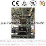 Machine en plastique d'extrudeuse de vis simple pour les rebuts/films de rebut de HDPE
