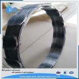 中国高品質の製造者によって電流を通されるかみそりの有刺鉄線
