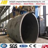 Труба большого диаметра LSAW толстостенная продольная сваренная стальная
