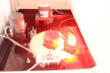 Bola de acero del CERT Ss304 del SGS/de la ISO para el rodamiento