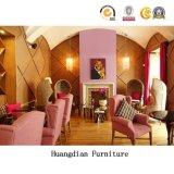 Restaurante Cafetería mayorista de muebles de madera mesa de comedor y sillas (HD1230)