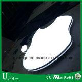 Aufschriftbeleuchtung-Zeichen Apple-LED