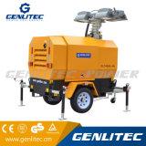 9m der hydraulische automatische Diesel LED/Flood beleuchtet beweglichen hellen Aufsatz