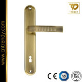 Wenzhouのドアのハードウェアの製造のアルミニウムレバーロックのハンドル