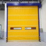 Piegare in su l'alta velocità elettrica che impila l'otturatore Door/PVC che impila il portello per industriale