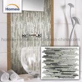 Блестящие цветные лаки белого цвета стены поломка наружного зеркала заднего вида Icecrystal стеклянной мозаики плитки