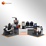 Merryland Marcação Arcade filhos com moedas Vr máquina de jogos parque infantil para o divertimento terra