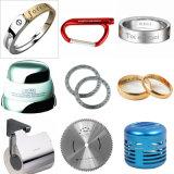 Машина маркировки лазера волокна кольца Ss металла логоса Mopa дешевая