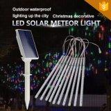 나무 훈장을%s 태양 강화된 LED 빗방울 빛