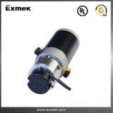 24 В 3600об/мин двигателя щетки вращающегося пылесборника постоянного тока с тормозом зале обратной связи