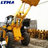 Neue Art Zl30 3 Tonnen-Rad-Ladevorrichtung