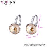 Большой Earring Xuping дизайна моды индийского золота из кристаллов Swarovski женщин шпильки Earring