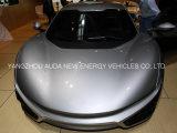De gloednieuwe Koele elektrische Sportwagen van het Ontwerp