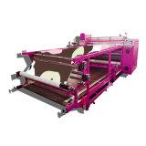 Tipo de rodillo de alta presión T-Shirt la impresión de sublimación de la máquina de transferencia de calor