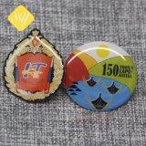 個人化された印刷されたエナメルのオリンピックのスポーツの金属のバッジ